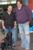 George Calombari and Matt Preston